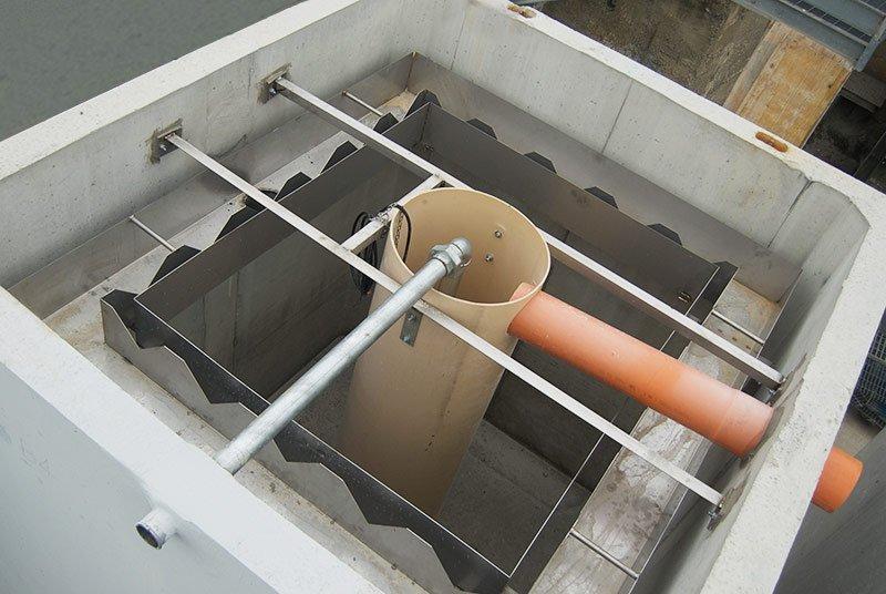 Depurazione acque di scarichi civili - Edilcop