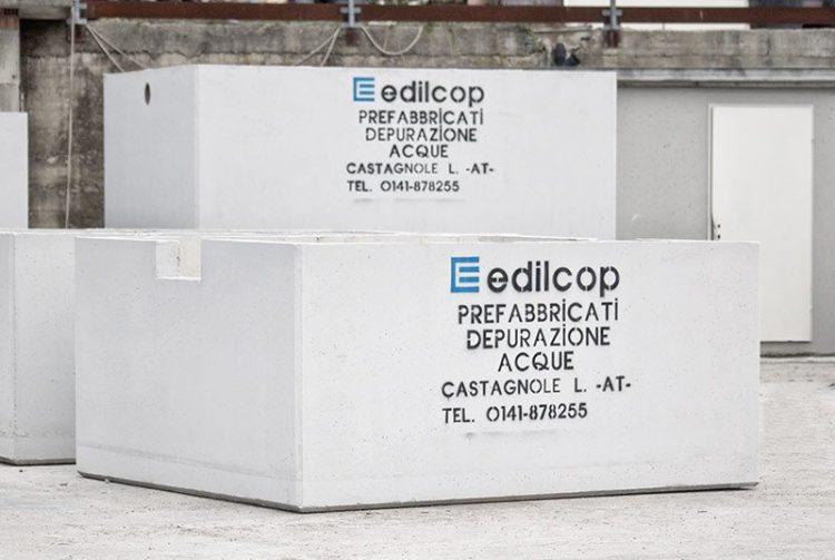 Prefabbricati in cemento armato - Edilcop