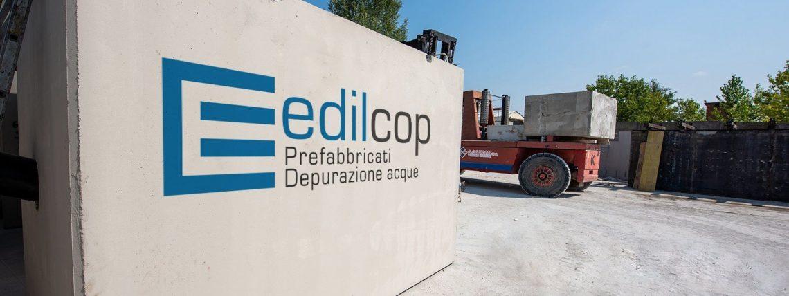 Referenze Edilcop - Prefabbricati trattamento e depurazione acque